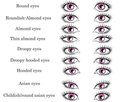 Which eye shape do i have?
