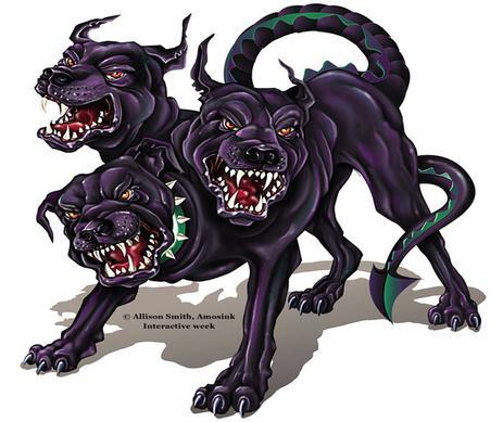Rate this Mythological creature: Cerberus?