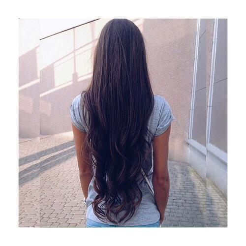 Guys, Do you think very long hair like this is attractive?
