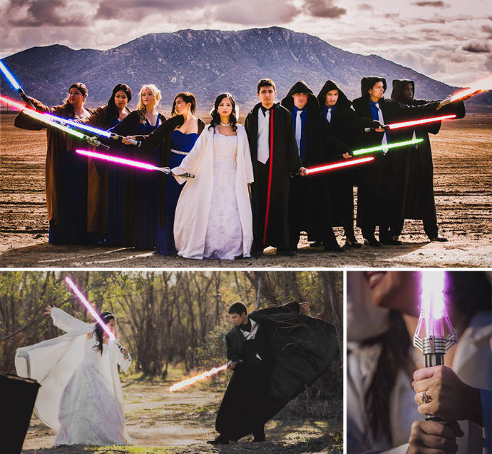 Which wedding seems the coolest?