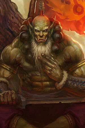 Rate this Mythological creature: The Orc?