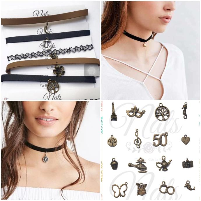 Do you think chokers look good on a girl?