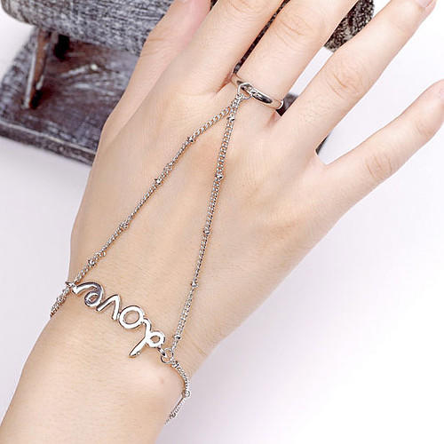 What do you think about this type of jewelry? (Hands/feet)?