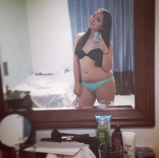 Would I look nice in a bikini?