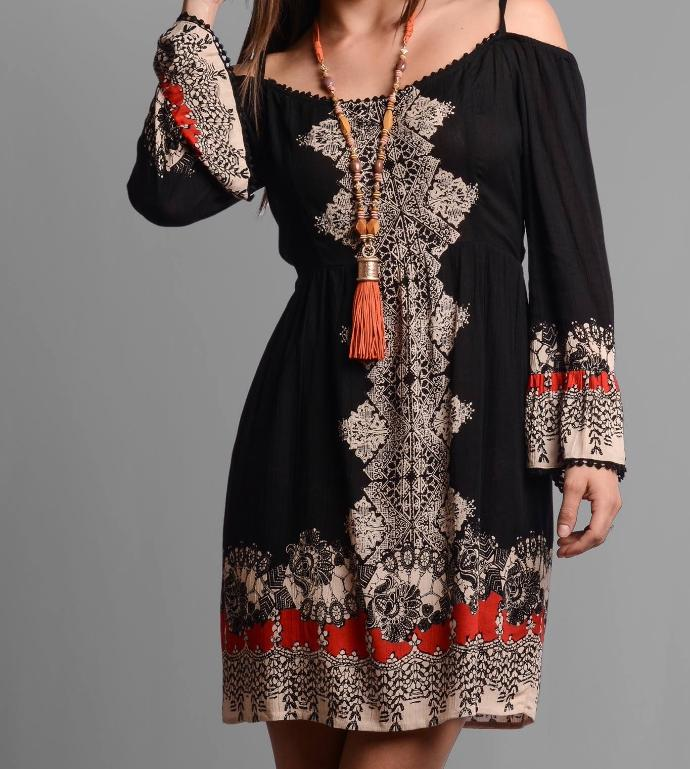 Do you like this boho dress?