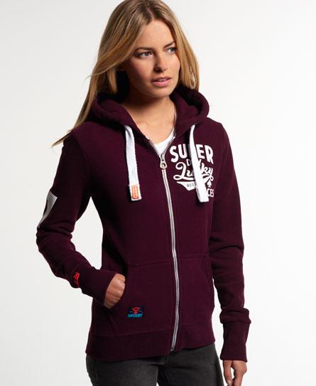 Girls in hoodies or cardigans?