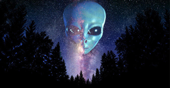 Do you believe that Aliens exist?