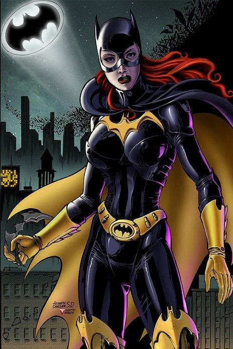 Girls, which of the following Superheroines would you would like to be the most?