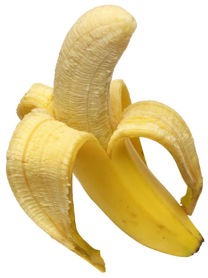 How do you open bananas?