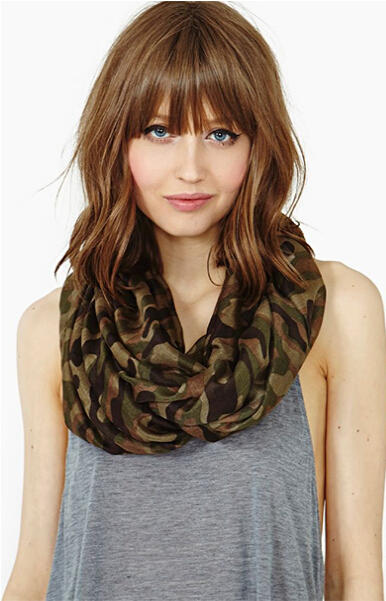 Front/fringe bangs on girls, yes or no? Opinions?
