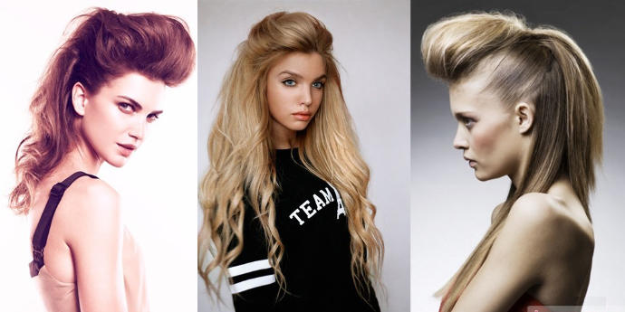 Quiffs on women, yay or nay?