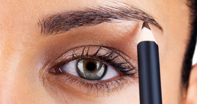 Girls do you use an eyebrow pecil and guys do you like drawn in eyebrows?