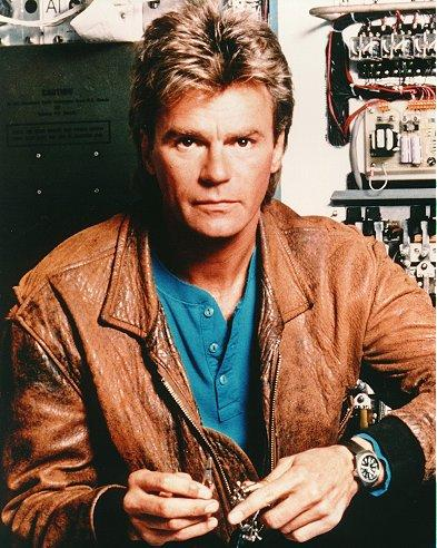 Any Thoughts On The New MacGyver?