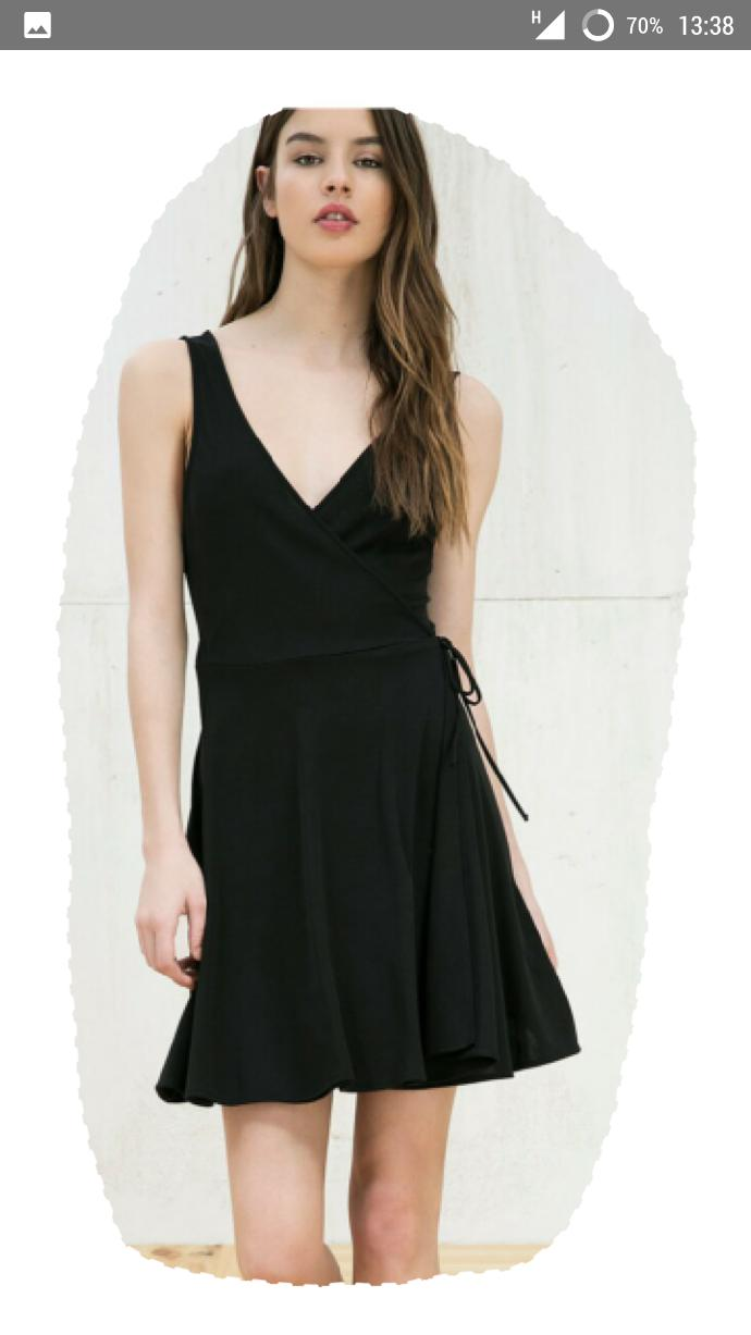 This dress for a first date?