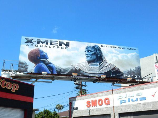 What are your thoughts on some random actress named Rose McGowan complaining about the billboard of the recent X-Men movie?