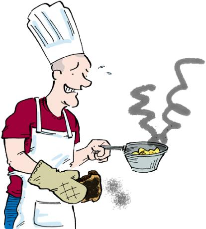How would you feel if a restaurant fired a cook for not making a meal the way you wanted?