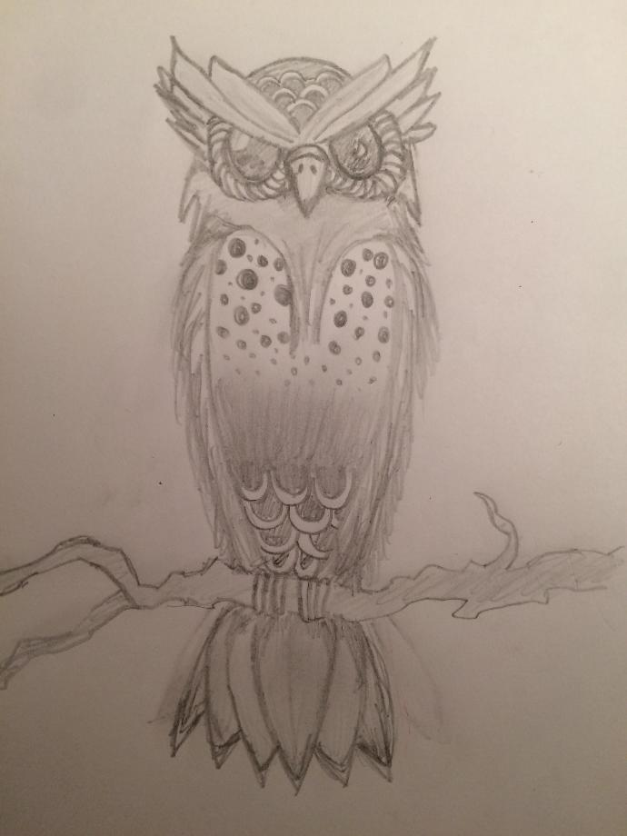 what do you think of my drawing?