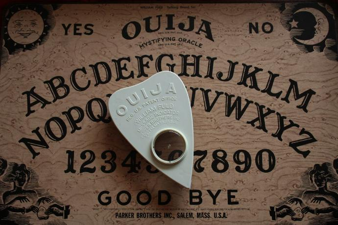 Do you think the whole Ouija board paranormal experiences are actually real? Do you have any experiences with it?