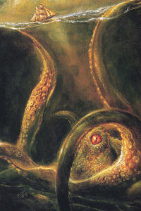 Rate this Mythological Creature: The Kraken?