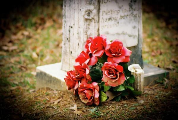 Random Question, If You Found Flowers On The Street With A Note Asking You To Take Them To A Hillside Grave... Would You?