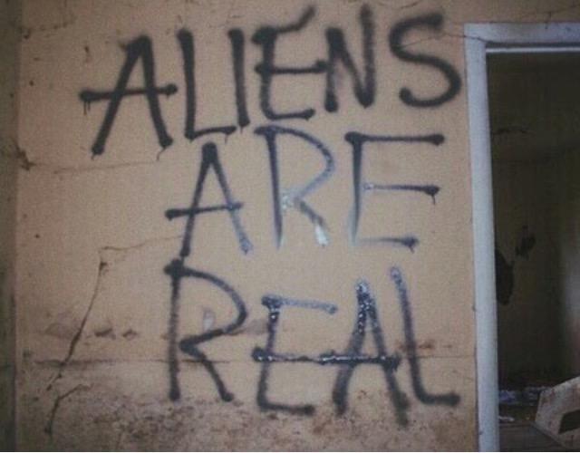 Do you believe in aliens? Paranormal stuff, etc? Why, or why not?