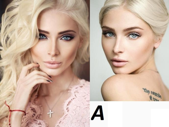 Which girl do you wish were you or your gf?