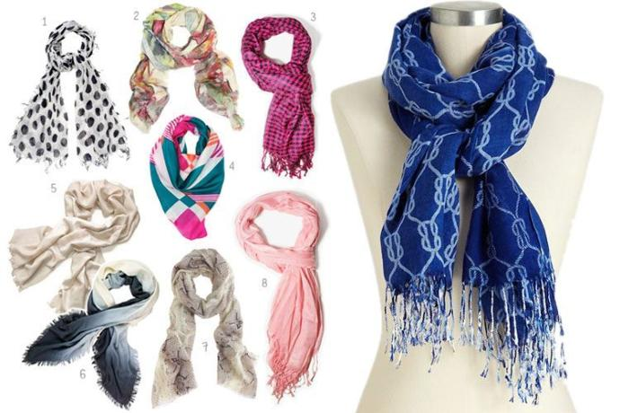 Summer scarves = pointless?