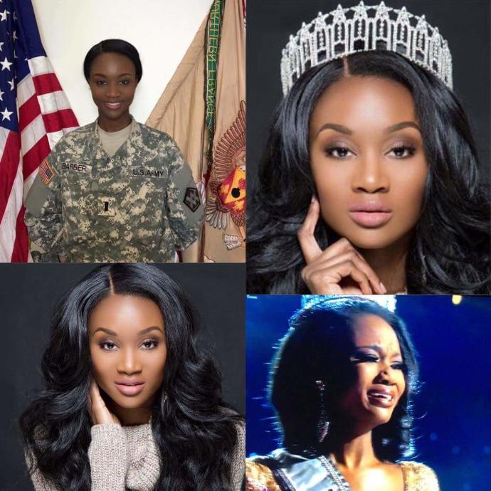 Any thoughts on Miss USA?