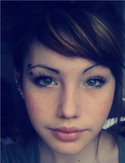 do you like my new piercing?
