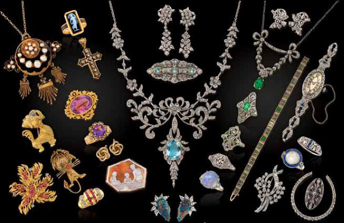 Girls, where do you keep your jewelry?