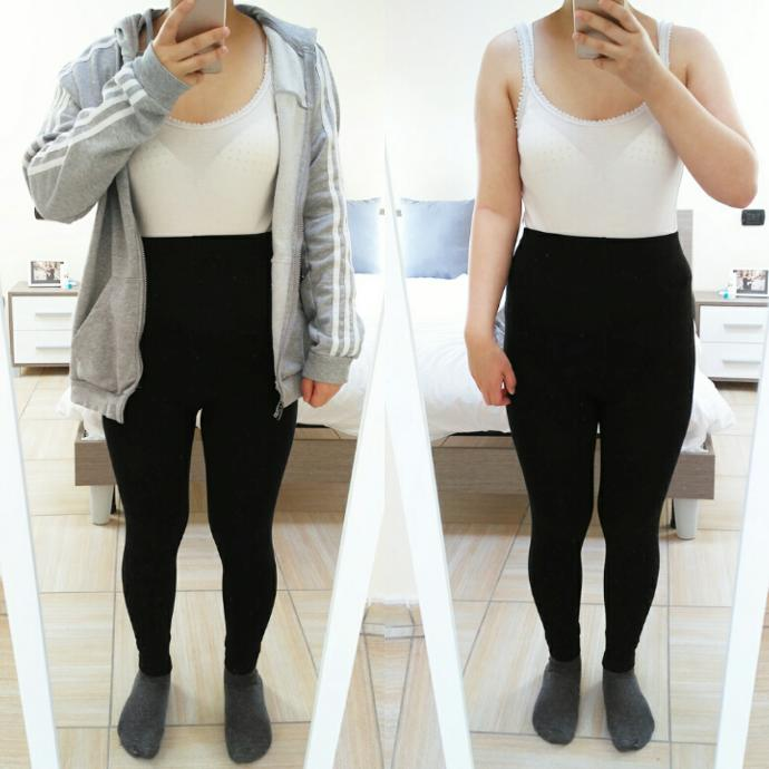 Do you like this outfit honestly? What do you think about this body? Is slim or not?