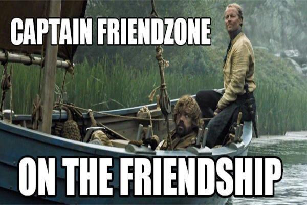 Have you ever been friendzoned? Have you ever friendzoned someone?