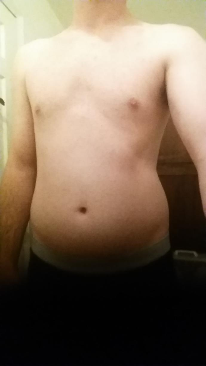 Am I average to chubby in your opinion?