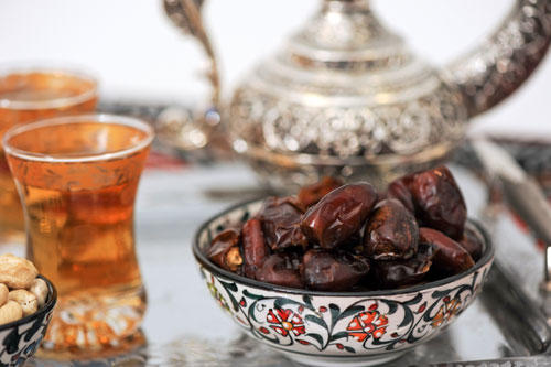 What is the fasting of Ramadan?
