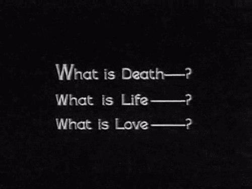 three essential questions, can you asnwer them?