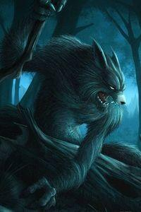 Rate this Mythological Creature: The Werewolf (for real this time)?