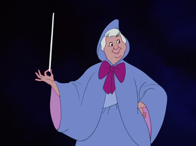 What would ask for the Fairy Godmother?