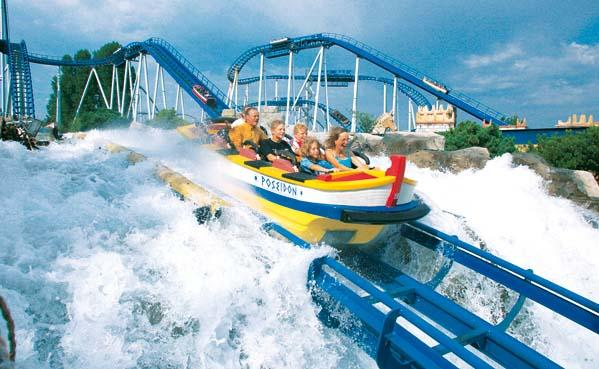 Theme rides, which are your favourite?