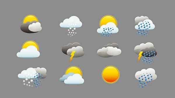 Is the weather affecting your mood today?