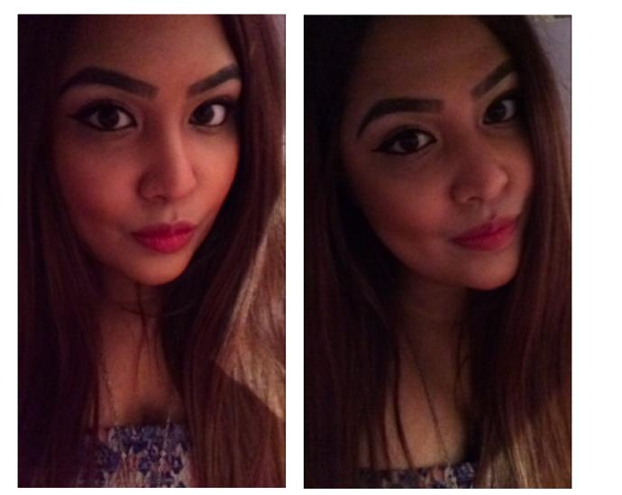 Do I look better with or without coloured contacts?