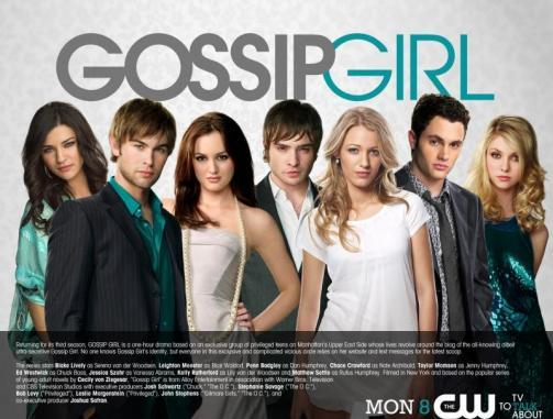 TV - SHOW Gossip Girls 2007-2012) need your review?