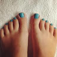 What type of feet do you have?