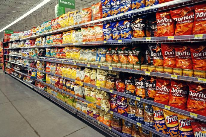 Gaggers! What's your food/snack addiction?