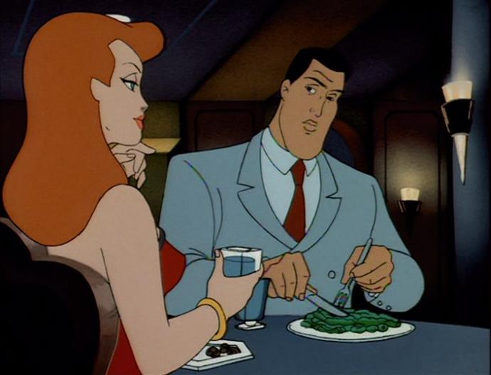 Are Poison Ivy and Harvey Dent canon?