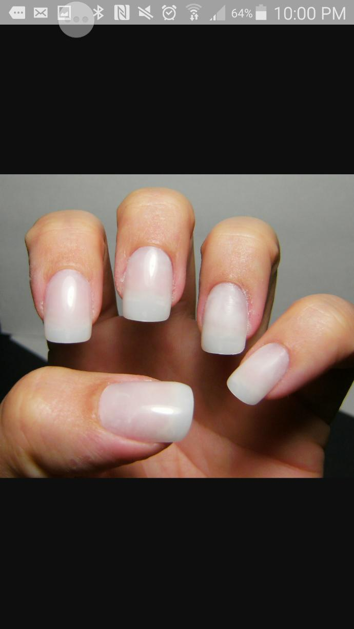 Opinion on fake nails?