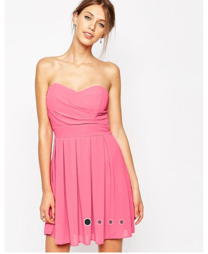 Do you think this dress is too revealing ( for a wedding occasion)?