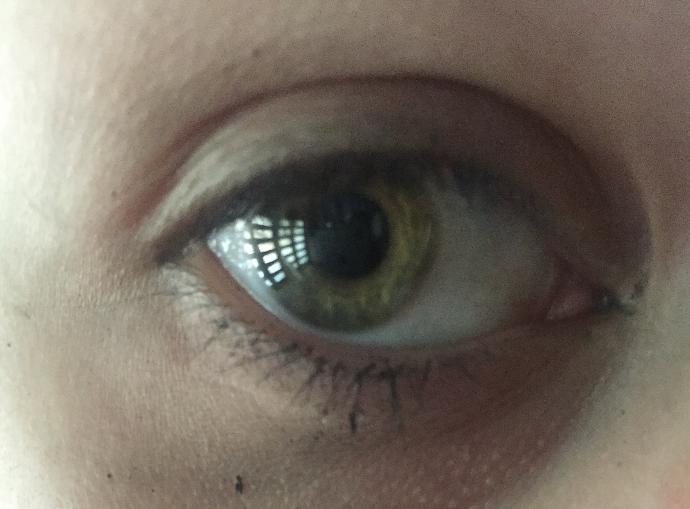 What eye colour is this?