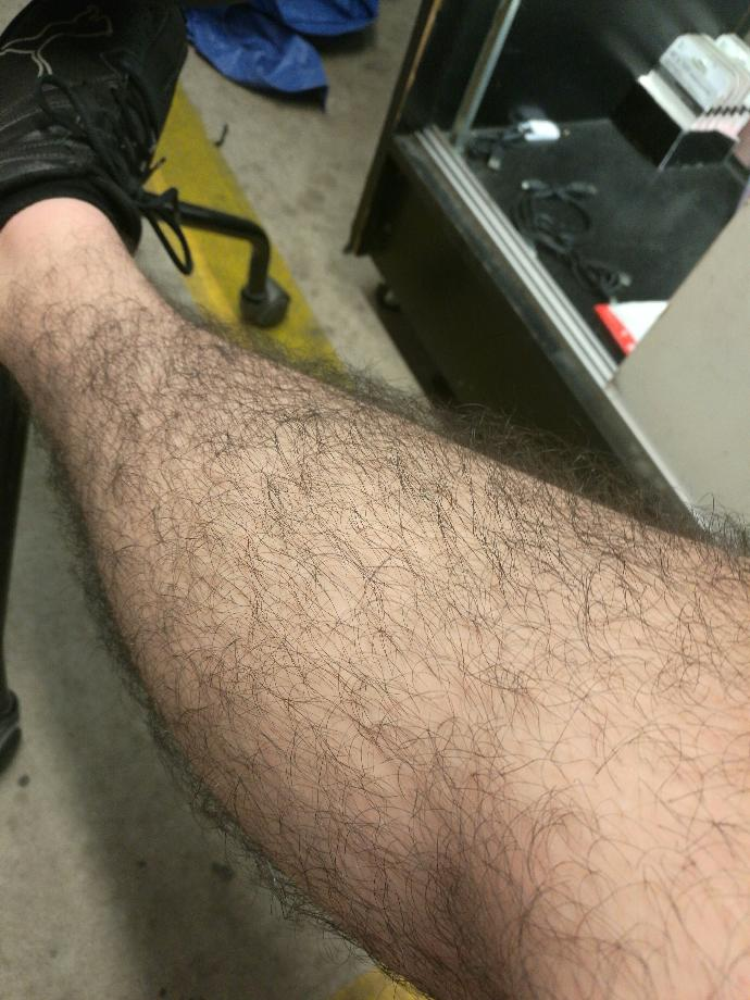 Girls, Are extremely hairy legs a turn off?