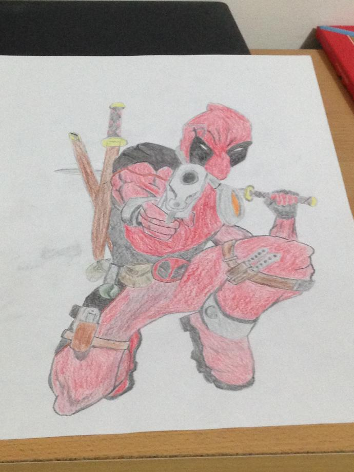 How's my drawing?