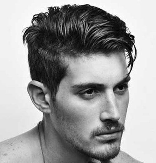 Girls and guys, what do you think of hairstyles that are short on the sides and long on top?